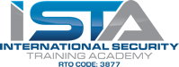 International Security Training Academy – ISTA Logo